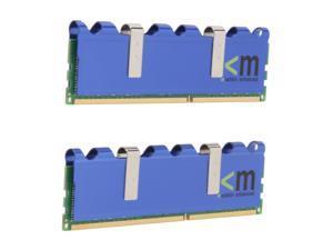 Mushkin Enhanced Blackline 4GB (2 x 2GB) 240-Pin DDR3 SDRAM DDR3 1600 (PC3 12800) Dual Channel Kit Desktop Memory Model 996629