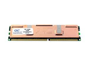 OCZ Enhanced Latency 512MB 184-Pin DDR SDRAM DDR 400 (PC 3200) System Memory