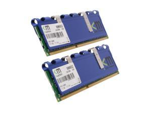 Mushkin Enhanced Blackline 4GB (2 x 2GB) 240-Pin DDR3 SDRAM DDR3 1333 (PC3 10666) Dual Channel Kit Desktop Memory