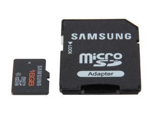 SAMSUNG 16GB microSDHC Extreme Speed Plus Flash Card