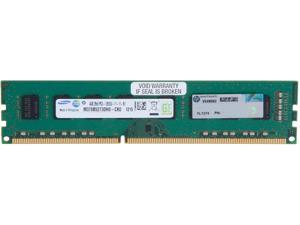 SAMSUNG 4GB 240-Pin DDR3 SDRAM DDR3 1600 (PC3 12800) Desktop Memory Model M378B5273DHO-CKO