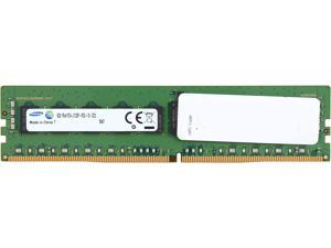 SAMSUNG 8GB 288-Pin DDR4 SDRAM ECC Registered DDR4 2133 (PC4 17000) Server Memory Model M393A1G40DB0-CPB