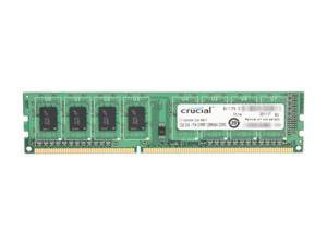 Crucial 1GB 240-Pin DDR3 SDRAM DDR3 1333 (PC3 10600) Desktop Memory