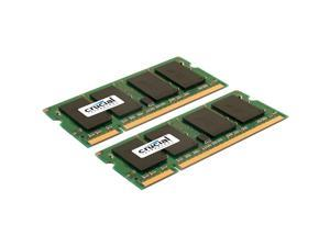 Crucial 2GB 204-Pin DDR3 SO-DIMM DDR3 1333 (PC3 10600) Laptop Memory Model CT25664BC1339