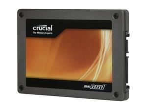 "Crucial RealSSD C300 CTFDDAC064MAG-1G1 2.5"" MLC Internal Solid State Drive (SSD)"
