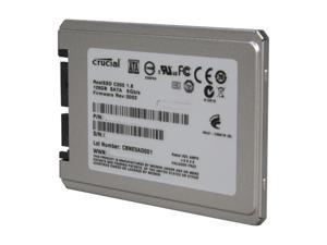 "Crucial RealSSD C300 CTFDDAA128MAG-1G1 1.8"" MLC Internal Solid State Drive (SSD)"