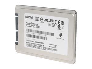 "Crucial RealSSD C300 CTFDDAA256MAG-1G1 1.8"" 256GB SATA III MLC Internal Solid State Drive (SSD)"