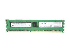 Crucial 2GB 240-Pin DDR3 SDRAM Server Memory Model CT25672BA1339