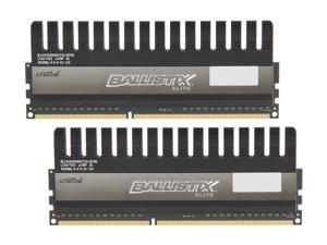 Ballistix Elite 8GB (2 x 4GB) 240-Pin DDR3 SDRAM DDR3 1600 (PC3 12800) Desktop Memory Model BLE2KIT4G3D1608DE1TX0