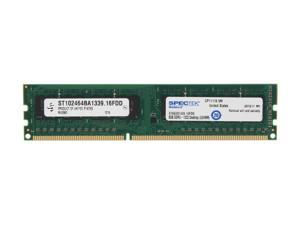 SPECTEK by Micron Technology 8GB 240-Pin DDR3 SDRAM DDR3 1333 (PC3 10600) Desktop Memory