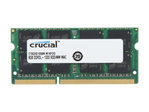 Crucial 8GB DDR3 1333 Memory for Apple