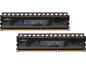 Ballistix Smart Tracer 16GB (2 x 8GB) 240-Pin DDR3 SDRAM DDR3 1600 (PC3 12800) Desktop Memory Model BLT2KIT8G3D1608DT2TXOB