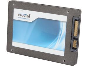 "Manufacturer Recertified Crucial M4 2.5"" 64GB SATA III MLC Internal Solid State Drive (SSD) CT064M4SSD2"