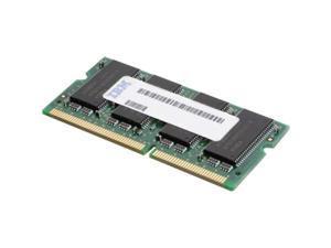 lenovo 4GB 204-Pin DDR3 SO-DIMM DDR3 1333 (PC3 10600) 4GB DDR3 SDRAM Memory Module For Notebook Model 55Y3711