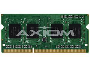 Axiom 4GB 204-Pin DDR3 SO-DIMM DDR3 1600 (PC3 12800) Unbuffered System Specific Memory Model 0A65723-AX