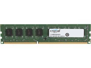 Crucial 8GB 240-Pin DDR3 SDRAM DDR3L 1600 (PC3L 12800) Desktop Memory Model CT102464BD160B