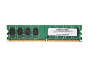 AllComponents 1GB 240-Pin DDR2 SDRAM DDR2 800 (PC2 6400) Desktop Memory Model AC2/800X64/1024
