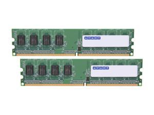 AllComponents 2GB (2 x 1GB) 240-Pin DDR2 SDRAM DDR2 800 (PC2 6400) Dual Channel kit Desktop Memory Model AC2/800X64/2048-kit