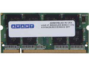 AllComponents 1GB 200-Pin DDR SO-DIMM DDR 266 (PC 2100) Laptop Memory Model ACSO266X64/1024 - OEM