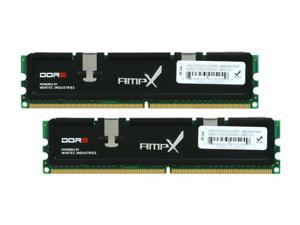 WINTEC 2GB (2 x 1GB) 240-Pin DDR2 800 (PC2 6400) Dual Channel Kit Memory