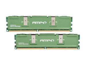 WINTEC 4GB(2 x 2GB) 240-Pin DDR2 667 (PC2 5300) Dual Channel Kit Memory