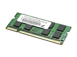 Wintec AMPO 2GB 200-Pin DDR2 SO-DIMM DDR2 800 (PC2 6400) Laptop Memory