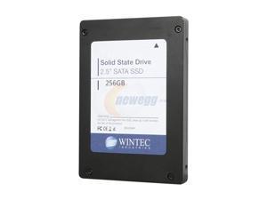 """Wintec N1 Series 33121324 2.5"""" 256GB SATA II MLC Internal Solid State Drive (SSD)"""