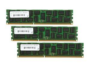 Wintec 24GB (3 x 8GB) 240-Pin DDR3 SDRAM ECC Registered DDR3 1066 (PC3 8500) Server Memory Model 3SH10667R5-24GT