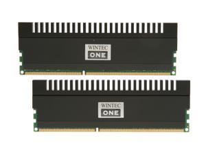 Wintec One 8GB (2 x 4GB) 240-Pin DDR3 SDRAM DDR3 1600 (PC3 12800) Desktop Memory