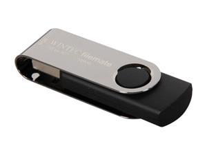 Wintec FileMate SWIVEL Enterprise Edition 8GB USB 2.0 Flash Drive 256bit AES Encryption