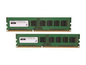 Wintec Value 16GB (2 x 8GB) 240-Pin DDR3 SDRAM DDR3 1333 Desktop Memory Model 3VH13339U9-16GK