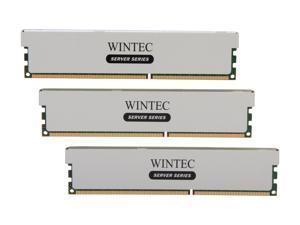 Wintec Server Series 48GB (3 x 16GB) 240-Pin DDR3 SDRAM Server Memory Model 3RSH13339R5H-48GT