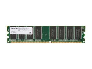 Wintec AMPO 1GB 184-Pin DDR SDRAM DDR 400 (PC 3200) Samsung Desktop Memory Model 3AMD1400-1GB-R