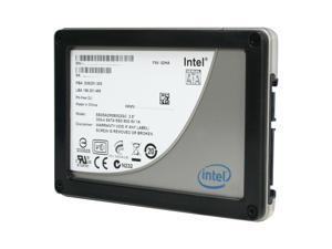 "Intel X25-M Mainstream SSDSA2M080G2GC 2.5"" MLC Internal Solid State Drive (SSD) - OEM"