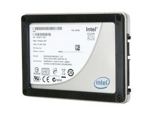 "Intel X25-M Mainstream SSDSA2M160G2XXX 2.5"" 160GB SATA II MLC Internal Solid State Drive (SSD) - OEM"