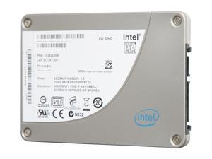 "Intel X25-M Mainstream SSDSA2M160G201 2.5"" MLC Internal Solid State Drive (SSD) - OEM"