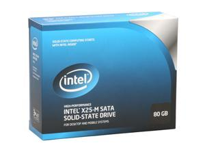 "Intel X25-M Mainstream SSDSA2MH080G2R5 2.5"" MLC Internal Solid State Drive (SSD)"