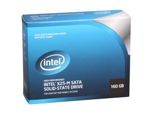"Intel X25-M Mainstream SSDSA2MH160G2R5 2.5"" MLC Internal Solid State Drive (SSD)"
