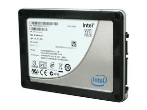 "Intel X25-M Mainstream SSDSA2M080G2XX 2.5"" MLC Internal Solid State Drive (SSD) - OEM"