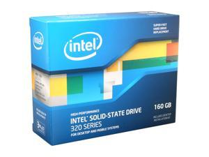 "Intel 320 Series SSDSA2CW160G3K5 2.5"" MLC Internal Solid State Drive (SSD)"