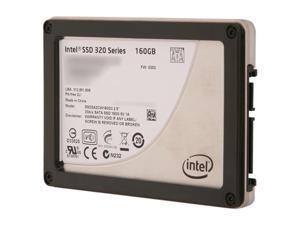 """Intel 320 Series SSDSA2CW160G310 2.5"""" 160GB SATA II MLC Internal Solid State Drive (SSD) - OEM"""