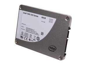 """Intel 320 Series SSDSA2BW080G301 2.5"""" MLC Internal Solid State Drive (SSD) - OEM"""
