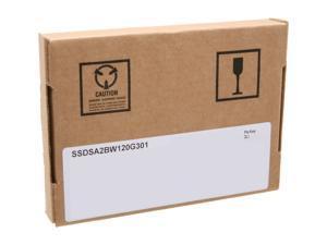 """Intel 320 Series SSDSA2BW120G301 2.5"""" 120GB SATA II MLC Internal Solid State Drive (SSD) - OEM"""