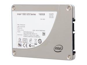 """Intel 320 Series SSDSA2BW160G301 2.5"""" MLC Internal Solid State Drive (SSD) - OEM"""
