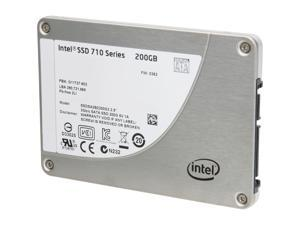 "Intel 710 Series ( Lyndonville) SSDSA2BZ200G301 2.5"" 200GB SATA II eMLC Enterprise Solid State Disk - OEM"