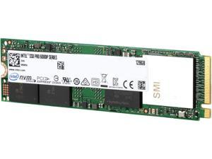 Intel SSD Pro 6000p Series (128GB, M.2 80mm PCIe 3.0 x4, 3D1, TLC) Reseller Single Pack