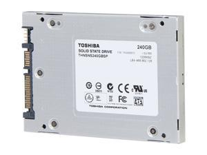 "Toshiba HDTS124XZSWA 2.5"" 240GB SATA III Internal Solid State Drive (SSD) PC Upgrade Kit"
