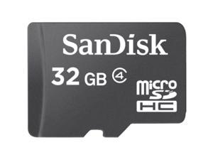 SanDisk 32GB microSDHC Flash Card