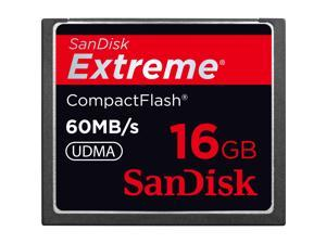 SanDisk Extreme 16 GB CompactFlash (CF) Card