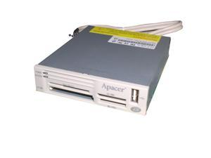 "Apacer AP-C7CRW-31 8-in-1 USB 2.0 Internal 3.5"" Digital Card Reader/Writer"